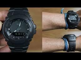 <b>Часы Casio</b> G-SHOCK <b>G</b>-<b>100CU</b>-<b>3A</b> - Инструкция, как настроить ...