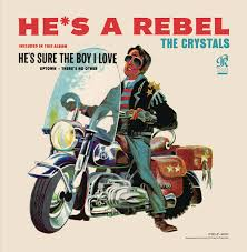 The <b>Crystals</b>: <b>He's A</b> Rebel - Music on Google Play