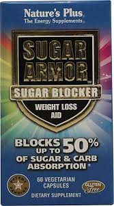 Buy Nature Plus NAP-04713 <b>Sugar Armor Sugar Blocker Weight</b> ...