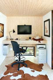 92 square foot backyard office example of a mid sized minimalist home office design in austin awesome build home office