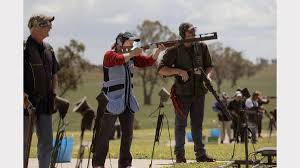 photos grampians classic two day shooting event the wimmera sandra ellis tasmania