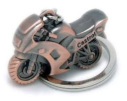 3 Colors Cool Motorcycle <b>Keychain</b> Women <b>Men Jewelry</b>, Key ...