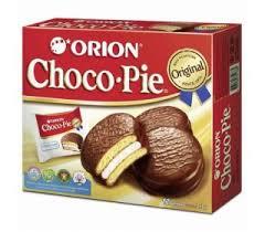 <b>Пирожное CHOCO PIE Orion</b>, 360г