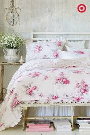 simply shabby chic dream wall decor floral this rose bedding set from simply shabby chic will have you dreaming o