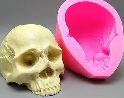 <b>3d skull mold</b> | Etsy
