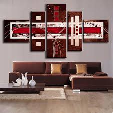 Wall Art Sets For Living Room Online Buy Wholesale Red Wall Art From China Red Wall Art