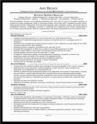 resume for property manager best resume sample property manager resume samples manager resume examples property whjafgwo