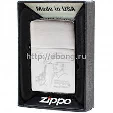 <b>Зажигалка</b> Zippo 200 <b>Cowboy</b> Zippo <b>Бензиновая</b>