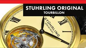 <b>Stuhrling Original</b> Tourbillon 312.333515 - YouTube