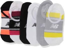 Multi M New Balance <b>Unisex Ultra Low No</b> Show Clothing Men