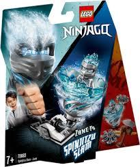 <b>Конструктор Lego Ninjago</b> 70683 <b>Бой</b> мастеров кружитцу — Зейн ...
