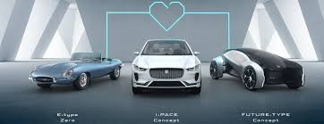 Future-type Concept – Jaguar's Vision for 2040 and Beyond