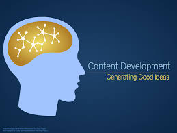 idea generation tweak your slides content development generating good ideas