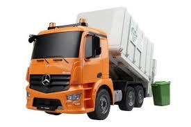 Купить <b>радиоуправляемая машина</b> мусоровоз Mercedes-Benz ...