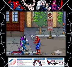 Spider-Man: The Videogame (Mame)