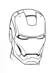 b58ac3438a46bd36875de050898a88c4 superhero template boy birthday iron man hulkbuster coloring pages projects to try pinterest on cardboard iron man helmet template