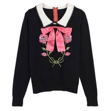 <b>Women Sweater</b> in Flowers Promotion-Shop for Promotional ...