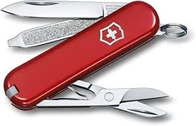 <b>Victorinox Swiss Army</b> Classic SD Pocket Knife, Red: SWISS ARMY ...