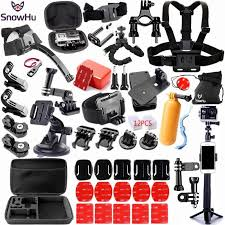 <b>SnowHu For Gopro Accessories</b> Chest Belt+J Hook Buckle Mount ...