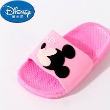 New 2019 <b>Summer Children's Slippers</b> Baby <b>Kids Cartoon</b> Mickey ...