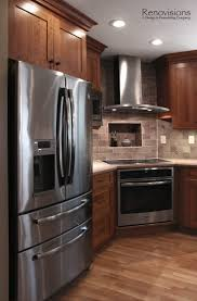 guy kitchen meg:  ideas about corner stove on pinterest cherry cabinets stoves and under cabinet lighting