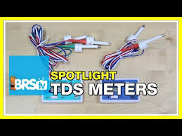 Spotlight on TDS Meters for your Reverse Osmosis De-Ionization ...