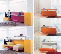 convertible funky sofa desk bed and desk combo furniture