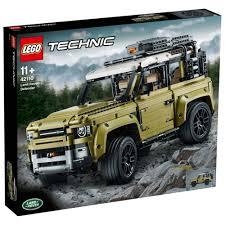 Стоит ли покупать Конструктор <b>LEGO</b> Technic 42110 Land Rover ...
