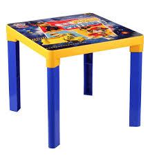<b>Стол детский</b> Альтернатива <b>Щенячий патруль</b>, цвет:синий ...