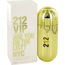 <b>212 Vip</b> Perfume by <b>Carolina Herrera</b> | FragranceX.com