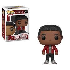Figurine <b>Funko Pop</b>! Marvel - Sipder Man: <b>Miles Morales 30680</b> ...