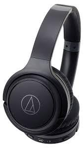 Купить <b>Беспроводные наушники Audio-Technica ATH-S200BT</b> BK ...