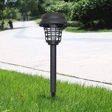 Path Yard Maikouhai IP65 Solar Powered <b>LED</b> Light <b>Mosquito Killer</b> ...