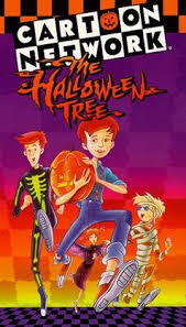 The <b>Halloween Tree</b> (film) - Wikipedia