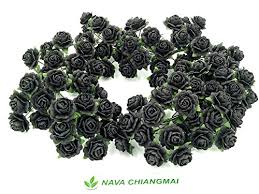 NAVA CHIANGMAI Beautiful Artificial Mulberry Paper <b>Rose Flower</b>