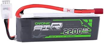 Ovonic 11.1V 2200mAh 3S 50C Lipo Battery with ... - Amazon.com