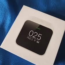 <b>Анализатор</b> воздуха Xiaomi PM 2.5 Air Detector (Whi – купить в ...