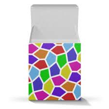"""Коробка для кружек """"<b>Арлекин</b>"""" #2725008 от Soluvel - <b>Printio</b>"""