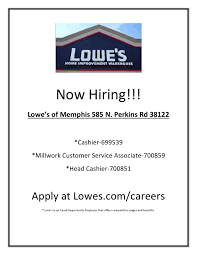 lowes employment application the home depot job application lowes 2014 job career news from the memphis public library page