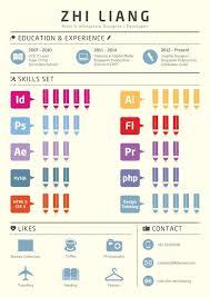 fantastic examples of creative resume designs   ultralinxfantastic examples of creative resume designs