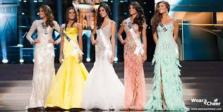 miss universe list of winners wear and cheer