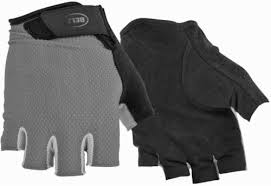 Bell Breeze 300 Half-Finger Bicycle Gloves - Black ... - King Soopers