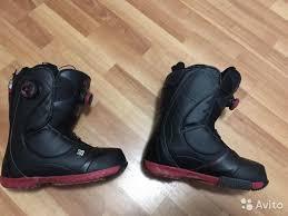 <b>Сноубордические ботинки DC</b> Boa mora 2016г - Хобби и отдых ...