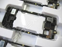 <b>Задняя панель</b> корпуса для Nokia 6500 Classic в <b>сборе</b> со ...