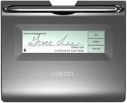 <b>Графический планшет Wacom STU-300</b>