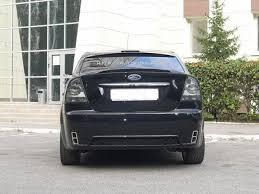 <b>Насадки</b> под <b>выхлоп</b> на бампер Concept на <b>Ford</b> Focus 2