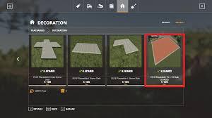 Placeable Large <b>Slab</b> v1.0 FS19 - Farming <b>Simulator</b> 19 Mod | FS19 ...