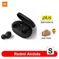 In Stock <b>Xiaomi Redmi Airdots</b> S Earbuds TWS Wireless Bluetooth ...