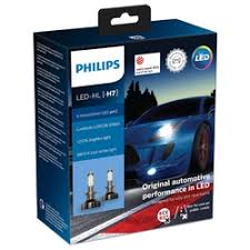«<b>Лампа Philips</b> X-treme <b>Ultinon</b> LED H7 LED PX26d 5800K (2 ...