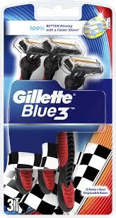 Набор одноразовых станков для бритья, 3шт - Gillette ... - MAKEUP